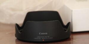 Canon Lens Hood EW-78F   ( Made for the RF 24 240 ) Genuine!