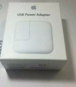 Original Genuine OEM 12W USB Power Adapter Wall Charger for Apple iPad 2/3/4 Air