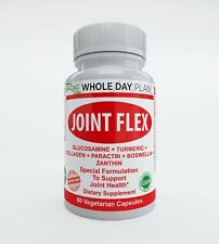 JOINT FLEX - Supports Joint Health - Glucosamin, Turmeric, Collagen, Boswellia