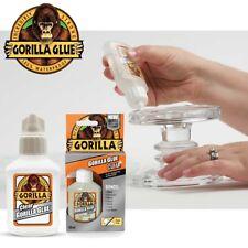 Gorilla Glue 50ml CLR Clear For Wood Stone Metal Ceramic Glass Waterproof Tough