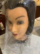 DELUXE DEBRA Mannequin Brown Hair & Head Implanted Burmax Co.DLX804 New Box