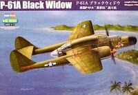 Hobbyboss 1:48 P-61A Black Widow Aircraft Model Kit