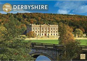 Derbyshire 2021 Calendar - Brand New