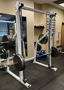 Life Fitness Smith Machine, Used, Great Condition, NO Weights, Local Pickup