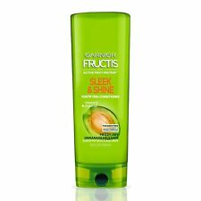 Garnier Fructis Sleek & Shine Conditioner Frizzy Dry Unmanageable Hair 12 FL OZ