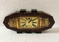 Un reloj de 1920s francesa Art Decó