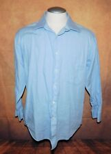 Mens Monsiuer By Givenchy Long Sleeve Dress Shirt sz 16  32/33