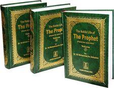 COMING SOON The Noble Life of The Prophet (3 Vols)Dr. Ali Muhammad Sallabi
