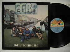 EGBA Live At Montmartre LP 1977 Near Mint