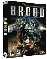Breed - PC - Video Game - VERY GOOD