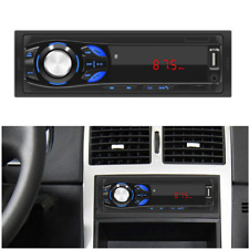 1Din Car Mp3 Player Stereo Radio 12V Bluetooth Audio Sd Usb Aux Fm Multimedia