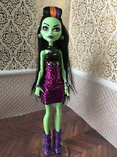 Casta Fierce Witch OOAK Dance Fright Away Monster High Doll