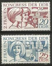 Germany (East) DDR GDR 1969 MNH - 2nd National Women's Congress