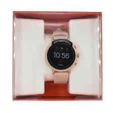 Fossil FTW6015 Gen 4 Digital Smartwatch Venture HR Rose Gold with Blush Leather