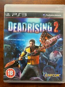 Dead Rising 2 PS3 Zombie Apocalypse Horror Action Game for Sony PlayStation 3