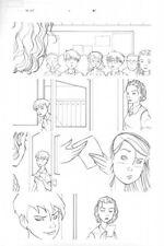 Spider-Man Loves Mary Jane (Season 2) #4 p.15 Class 2009 art by Craig Rousseau