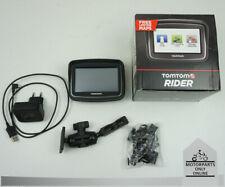 TomTom RIDER v4 Europa 45/USATI/sistema di navigazione senza staffa