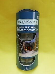 Yankee Candle Twin Pack Scent Plug In Fragrance Oil Refills - Air Fresheners