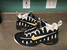 pretty nice edba6 97014 Men s Nike Air Max NM 429749-071 Black Gold Nomo Size 9.5 (CON14)