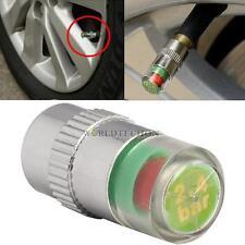 Car Auto Tire Pressure Monitor Valve Warning Cap Sensor Indicator Eye Alert