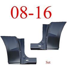 08 16 Grand Caravan Dog Leg Set Repair Panel, Town & Country, Routan Both Sides