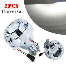 1.8'' Universal Car Micro H1 Bi Xenon Projector Double Lens Hi/Lo Beam Headlight