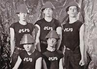 Devo Urgh A Music War Vintage Originale 1981