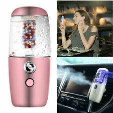 Mini Car Humidifier Air Purifier Freshener Aromatherapy Essential Diffuser Us Wf