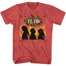 ZZ Top La Futura Men's T Shirt 2012 Album Cover Rock Band Tee Concert Merch