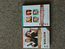 Cutting It  Series 1 + 2 DVD  box sets