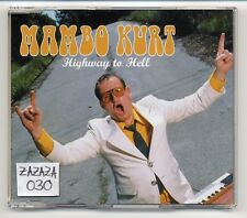 Mambo Kurt Maxi-CD Highway To Hell - 4-track - AC/DC COVER VERSION