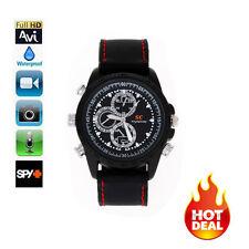 HD Wrist DV Watch 8GB Video 1280*960 Hidden Camera DVR Waterproof Camcorder