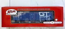 ATLAS 1/87 HO GRAND TRUNK WESTERN 50' NSC PD BOX CAR RD # 598000 NIB # 20002903