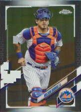 Wilson Ramos 2021 Topps Chrome #197 Mets
