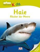 Memo Kids. Haie von Caroline Stamps und Fleur Star (2014, Gebundene Ausgabe)