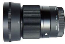 Sigma 30mm f/1,4 DC DN Objectif pour Sony E-Mount - Noir