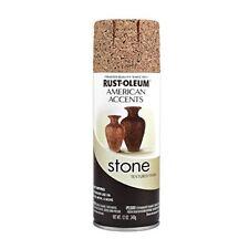 Rust-Oleum 7994830 Stone Creations Spray, 12 oz, Sienna Stone