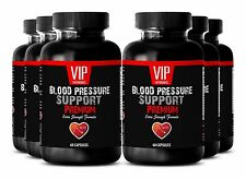 Cardio heart health - BLOOD PRESSURE SUPPORT COMPLEX -  Health benefits, 6B