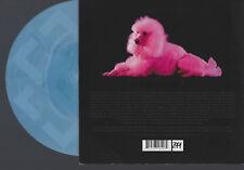 "RAMMSTEIN ""Pussy"" numbered 1 Track 7 Inch blue VINYL unplayed"