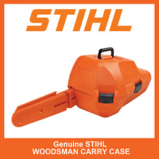 Genuine STIHL Woodsman Chainsaw Carry Case