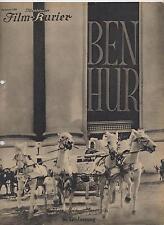 BEN HUR (BFK 1721, 1925) - RAMON NOVARRO - STUMMFILM