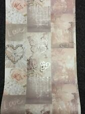 Love Paris Blush Glitter By Arthouse 691107