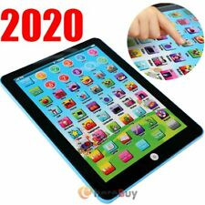 Baby Kids Touch Tablet Pad Educational Toys Early Learning Reading English Child