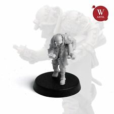 "28mm wargaming and collectible miniature, The Savant by ""W"" Artel"