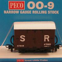 Peco GR-221E Box Van - SR Livery (No.47040) OO-9 Gauge
