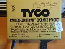 TYCO Operated Controller Model 899B Hobby Transformer (2),  (T1)