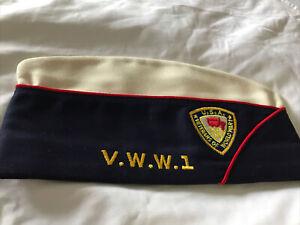 Veterans Of World War 1 Garrison Cap Carlton Auxiliary Hat American Legion