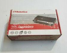 USROBOTICS USR5686E 56K* Faxmodem External Fax Modem New Open Box