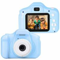 Kids Digital Video Camera Mini Rechargeable Children Shockproof 8MP HD Age 3+
