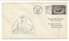 Canada First Day Cover FDC SC C4 Airmail - July 12, 1932 - Ottawa Conference*